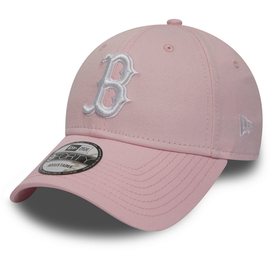 Boston Red Sox 9Forty League Basic Pink/White Cap