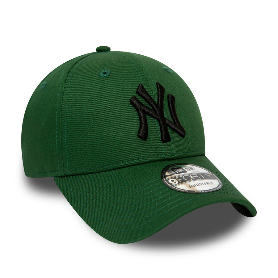 New York Yankees 9Forty League Essential Green/Black Cap