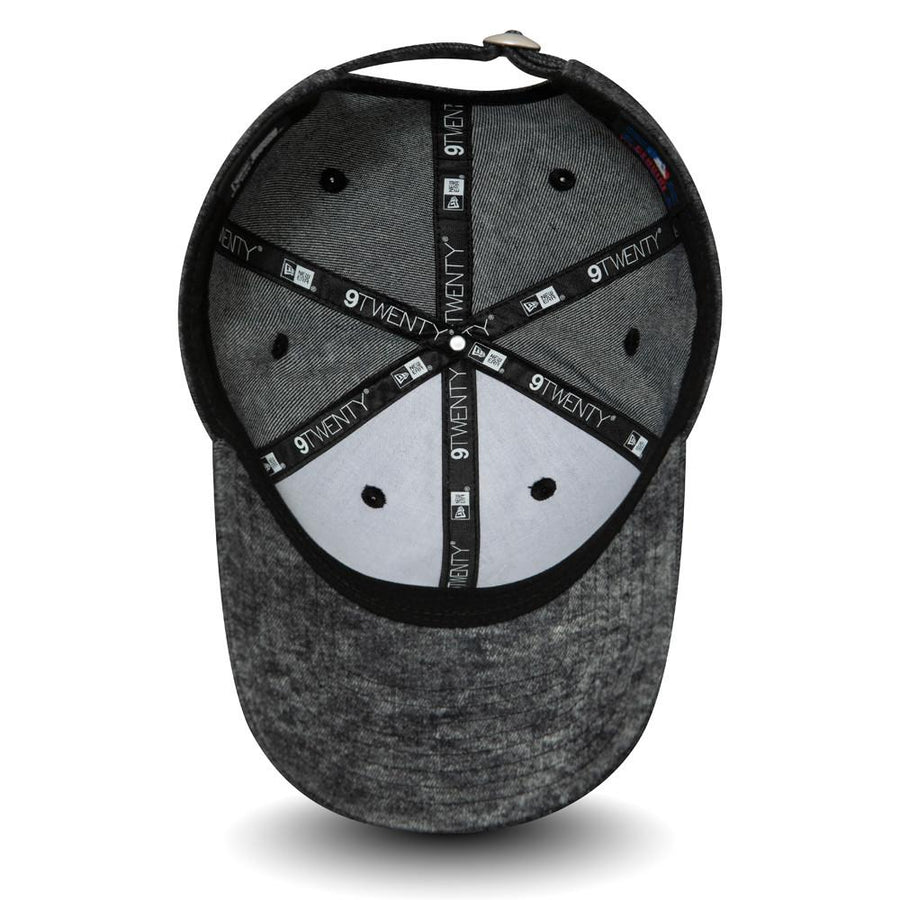 New York Yankees 9Twenty Dipped Denim MLB Black/Black Cap