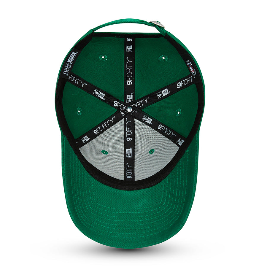 New York Yankees 9Forty League Essential Green/White Cap