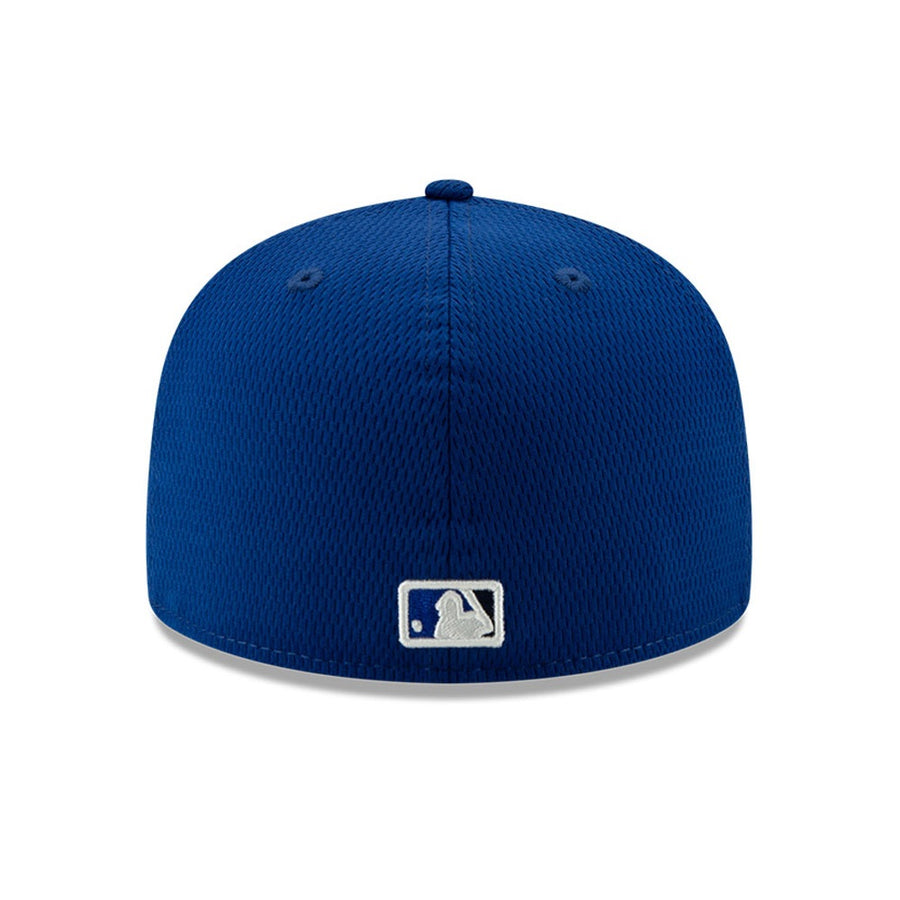 Toronto Blue Jays 59Fifty Spray Paint Logo Royal Cap