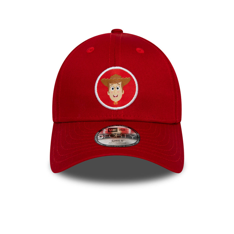 Woody 9Forty Kids Toy Story Maroon Cap