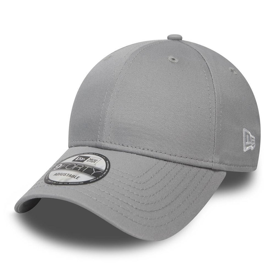 New Era 9Forty Flag Collection Adjustable Grey/White Cap