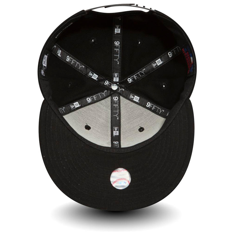 New York Yankees 9Fifty MLB Basic Black/White Cap