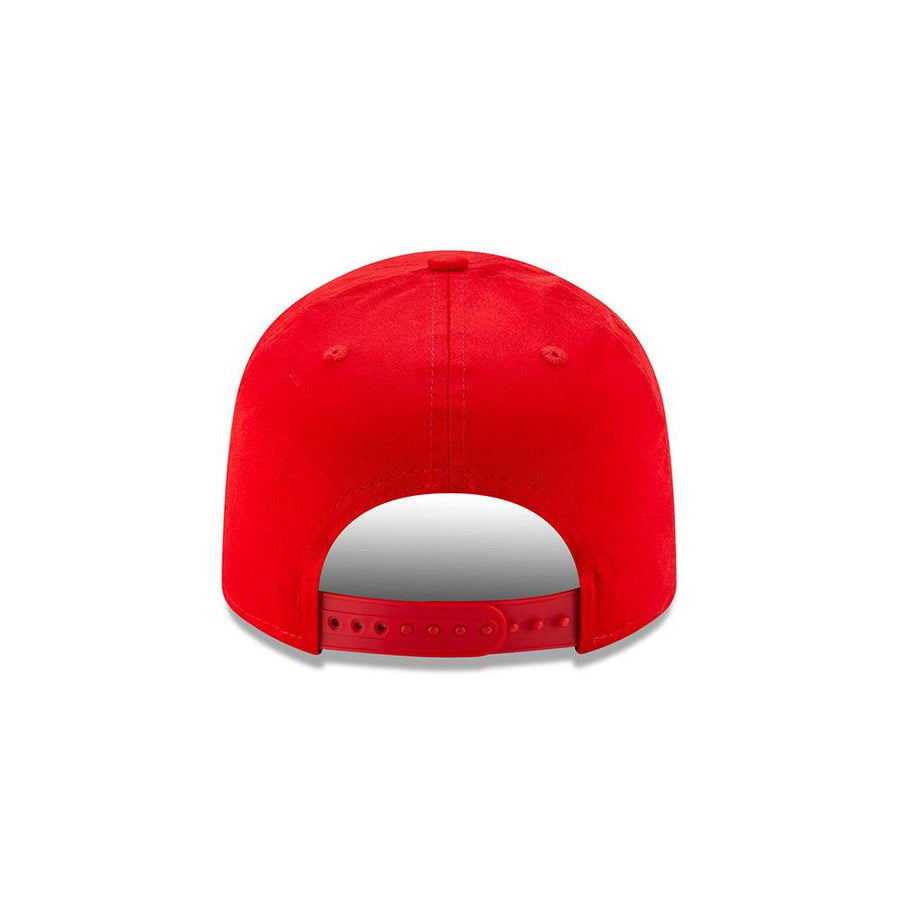Chicago Bulls 9Fifty Team Stretch Red Cap