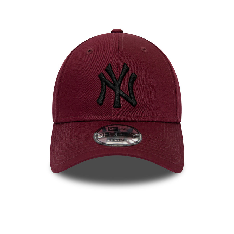 New York Yankees 9Forty Essential Maroon Cap