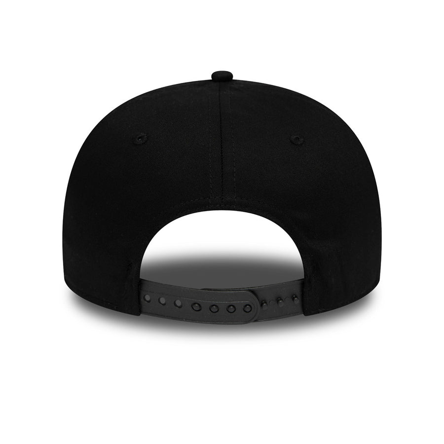 New York Yankees 9Fifty Stretch Snap Tonal Black Cap