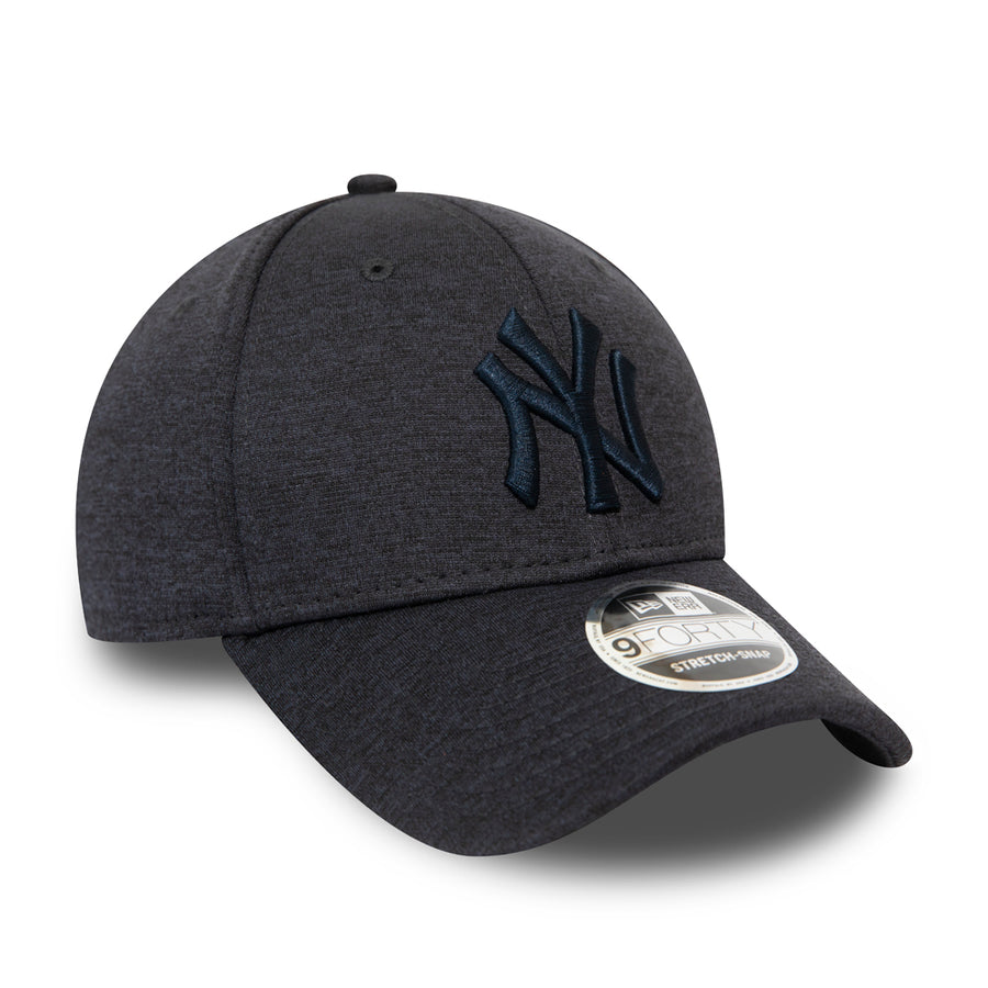 New York Yankees 9Forty Stretch Snap Grey/Navy Cap