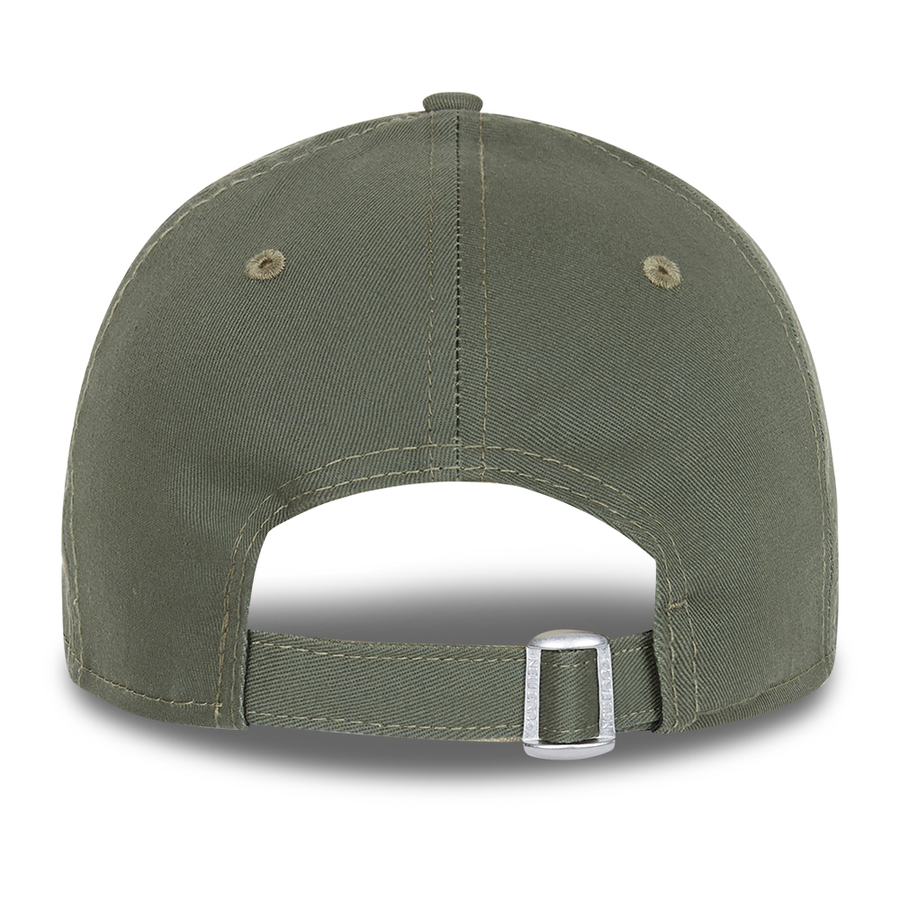New York Yankees 9Forty Camo Infill Olive Cap