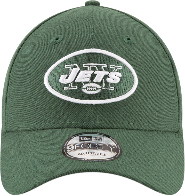 New York Jets 9Forty NFL The League Green/White Cap