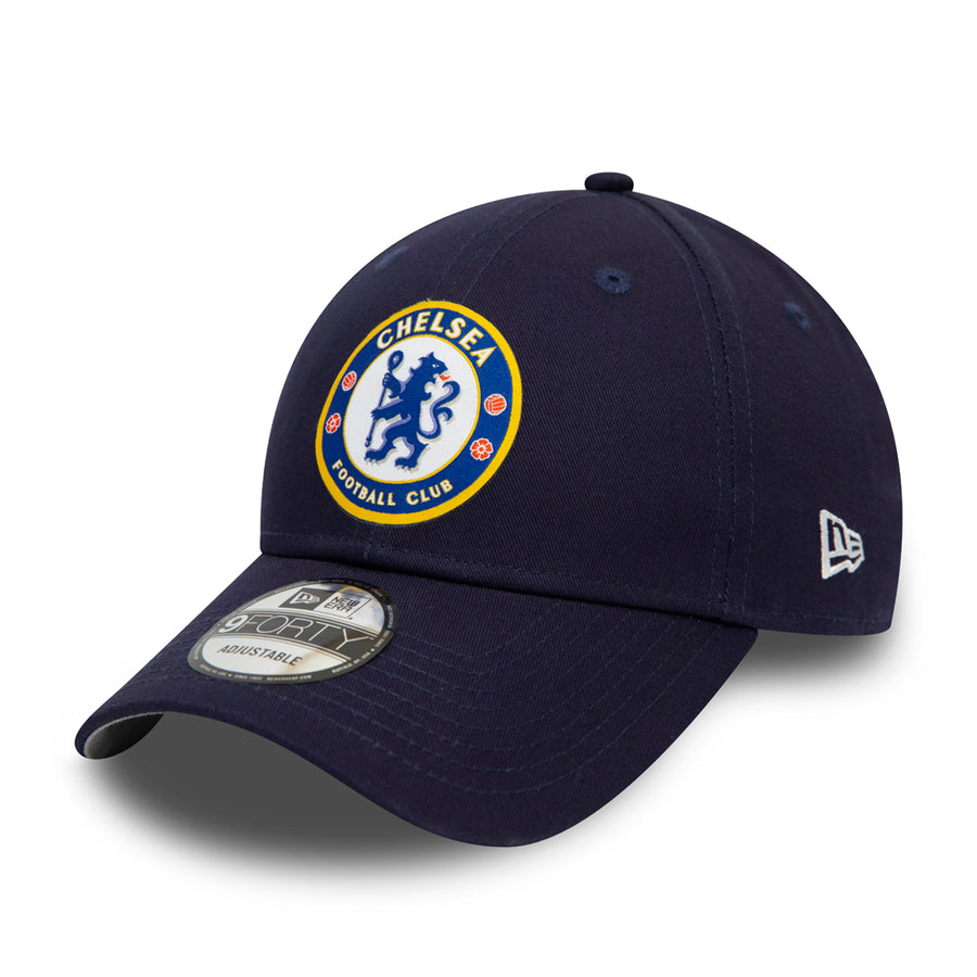 Chelsea FC 9Forty Esential Navy Cap