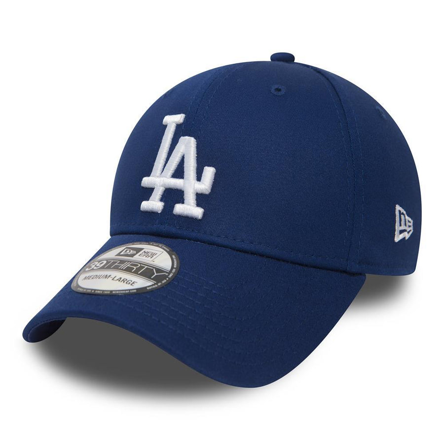 Los Angeles Dodgers 39Thirty League Essential Royal/White Cap