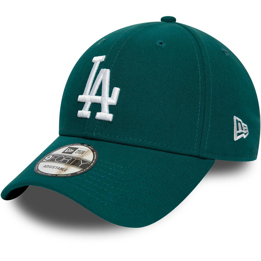 Los Angeles Dodgers 9Forty Kids League Essential Green Cap