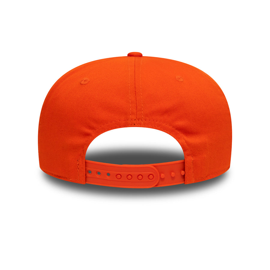 New Era 9Fifty Stretch Snap Outdoors Orange Cap