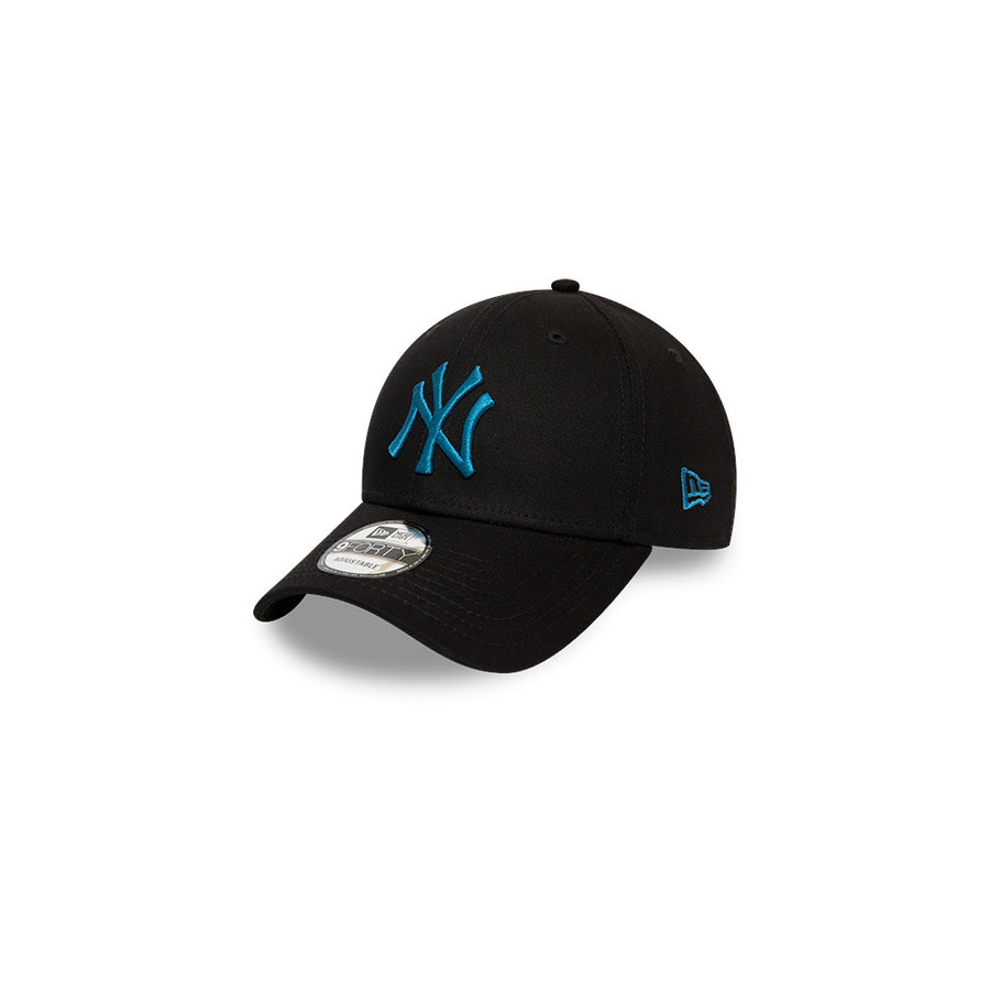 New York Yankees 9Forty Kids League Essential Black Cap