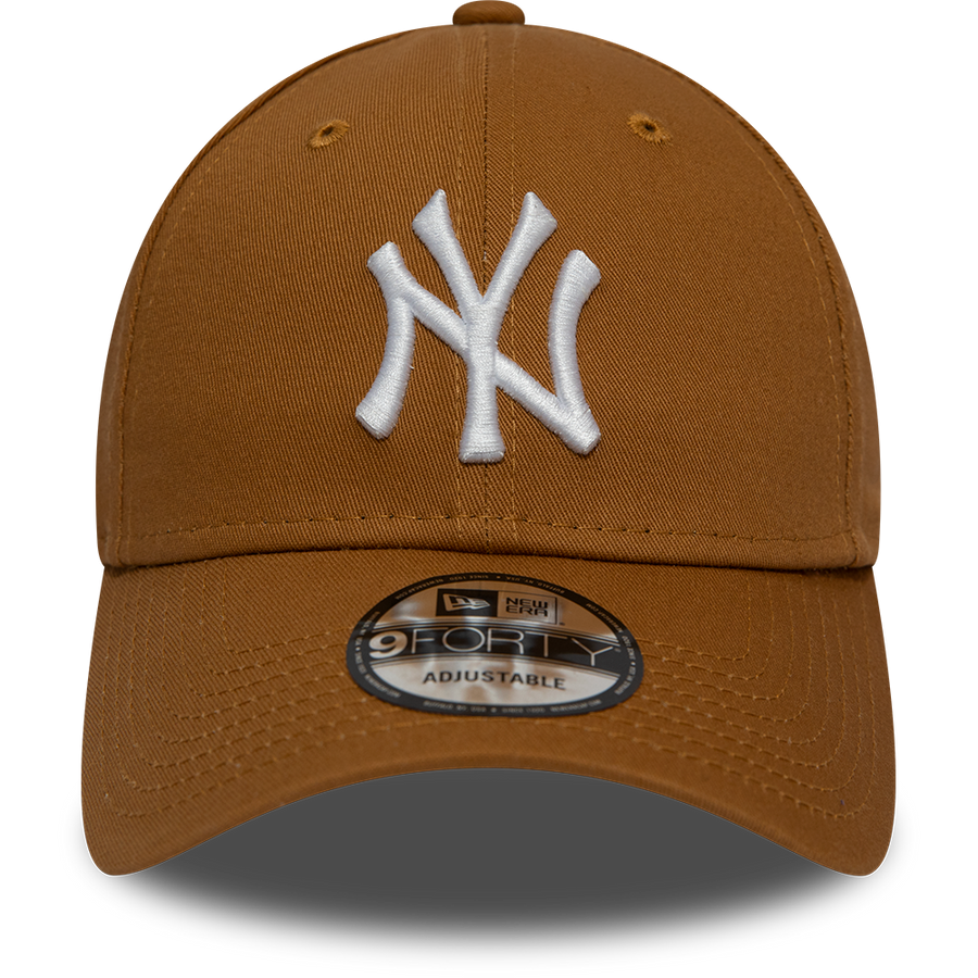 New York Yankees 9Forty League Essential Wheat Cap
