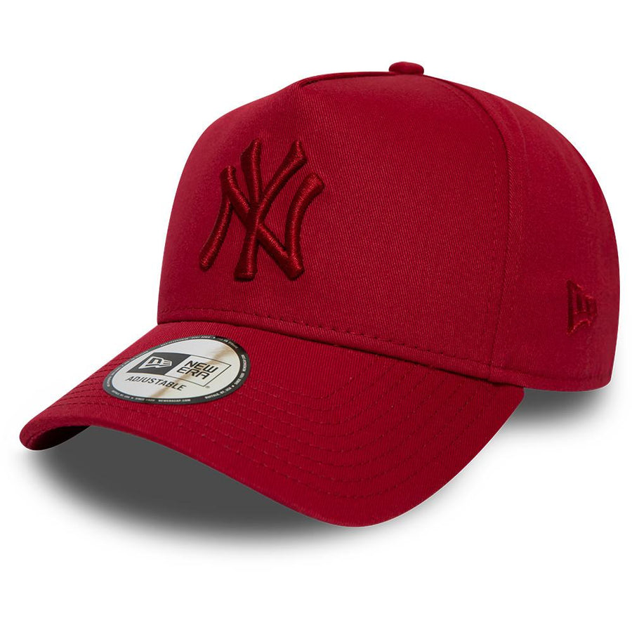 New York Yankees Trucker League Essential Red/White Cap
