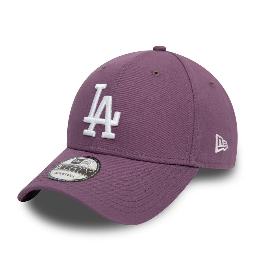 Los Angeles Dodgers 9Forty League Essential Purple Cap