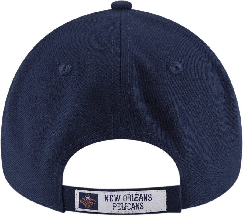 New Orleans Pelicans 9Forty NBA The League Navy/Yellow Cap