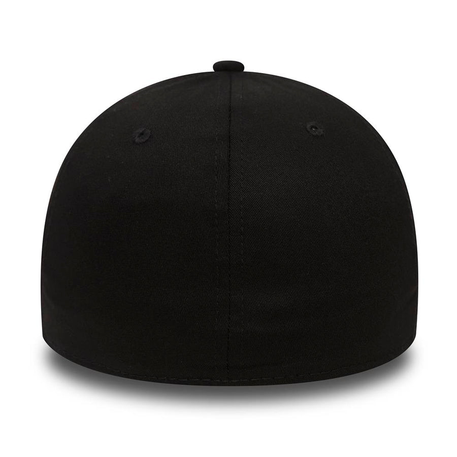 Los Angeles Dodgers 39Thirty League Essential Black/Black Cap