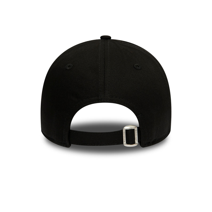 New York Yankees 9Forty Womens Essential Black/White Cap