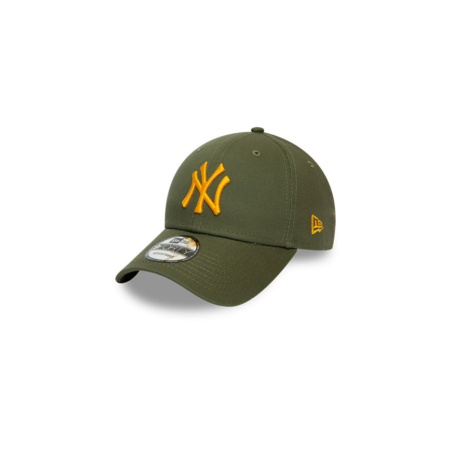 New York Yankees 9Forty Infants League Essential Olive Cap