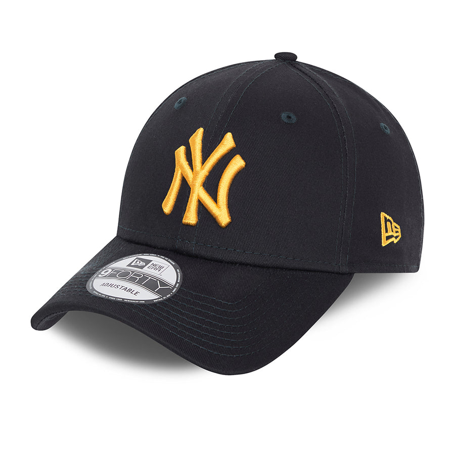 New York Yankees 9Forty League Essential Navy/Gold Cap