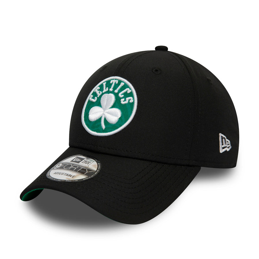 Boston Celtics 9Forty Team Hook Black/Green Cap