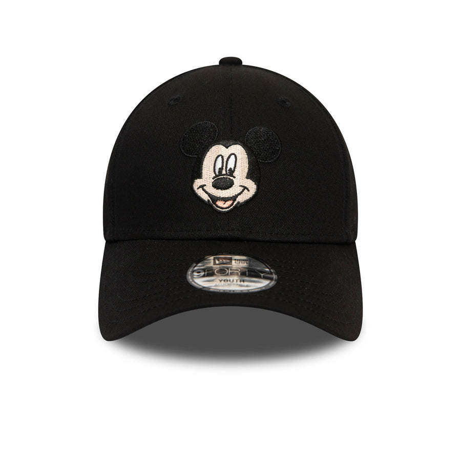Mickey Mouse 940 Kids Disney Black Cap