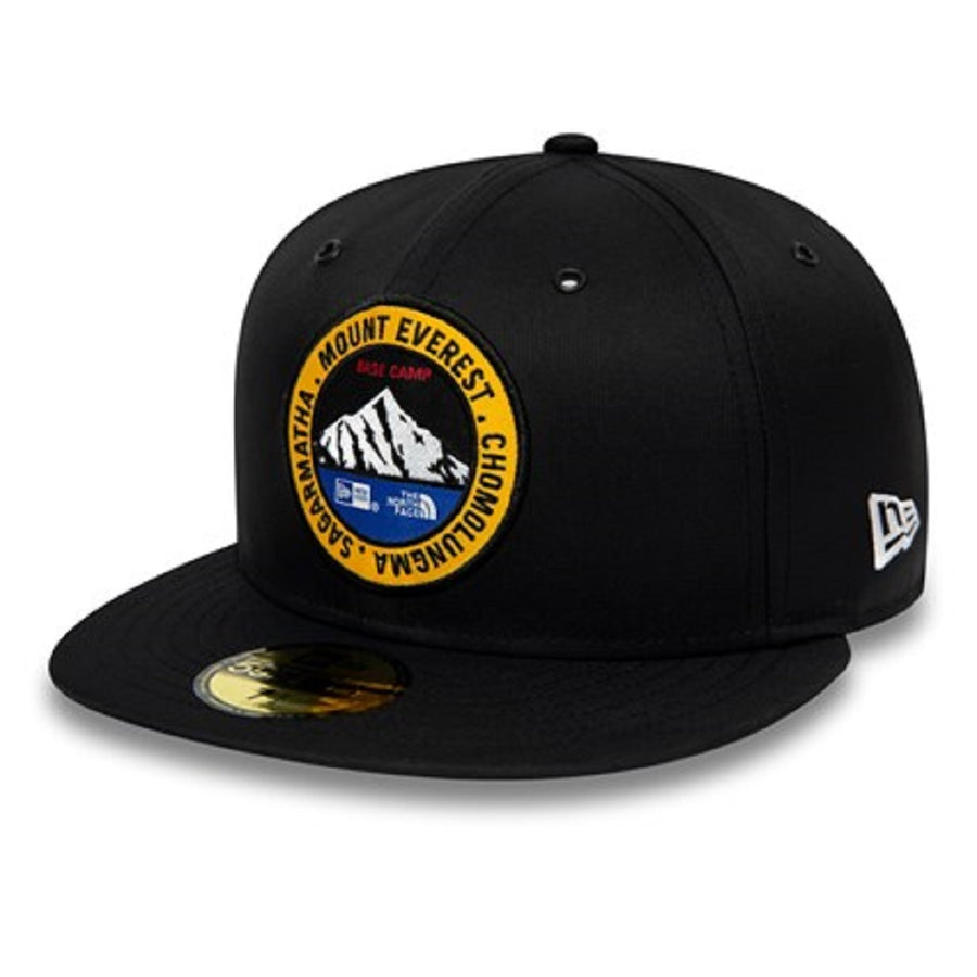 59Fifty The North Face Black Cap