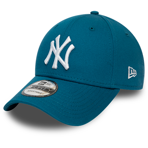 New York Yankees 9Forty Kids League Essential Blue/White Cap