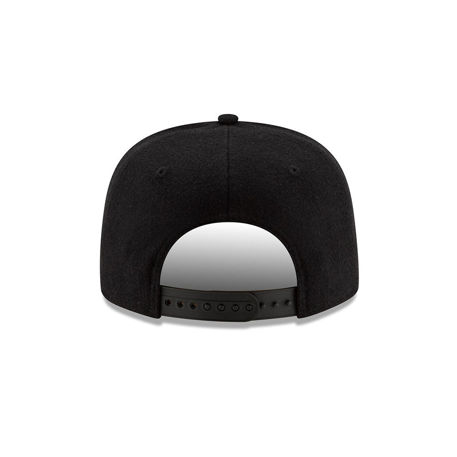 Reno Aces 9Fifty MLB Vintage Wool Black/White Cap