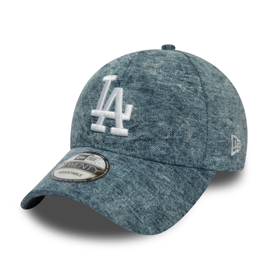 Los Angeles Dodgers 9Twenty Dipped Denim MLB Navy/White Cap