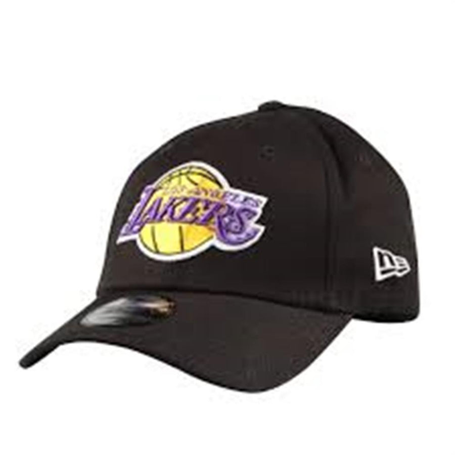 Los Angeles Lakers 9Forty NBA League Essential Black/Yellow Cap
