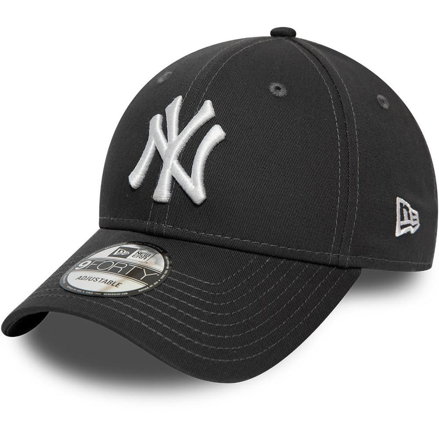 New York Yankees 9Forty League Essential Graphite Cap