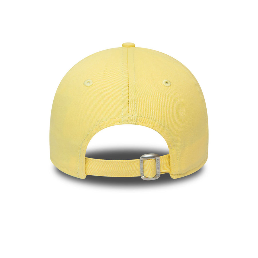 New York Yankees 9Forty Womens Essential Yellow/White Cap