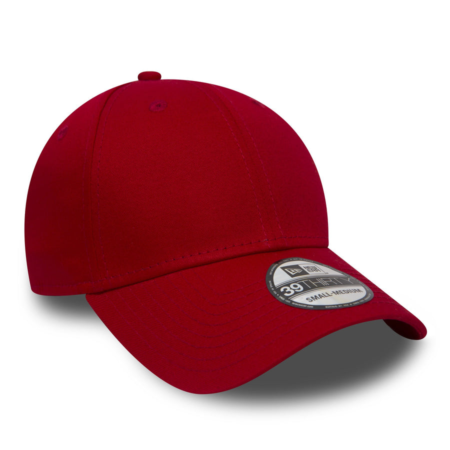 New Era 39Thirty Flag Collection Scarlet/White Cap