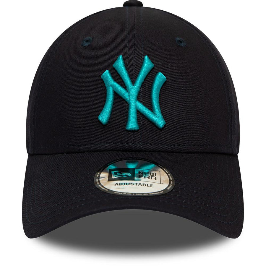 New York Yankees 9Forty Kids League Essential Navy Cap