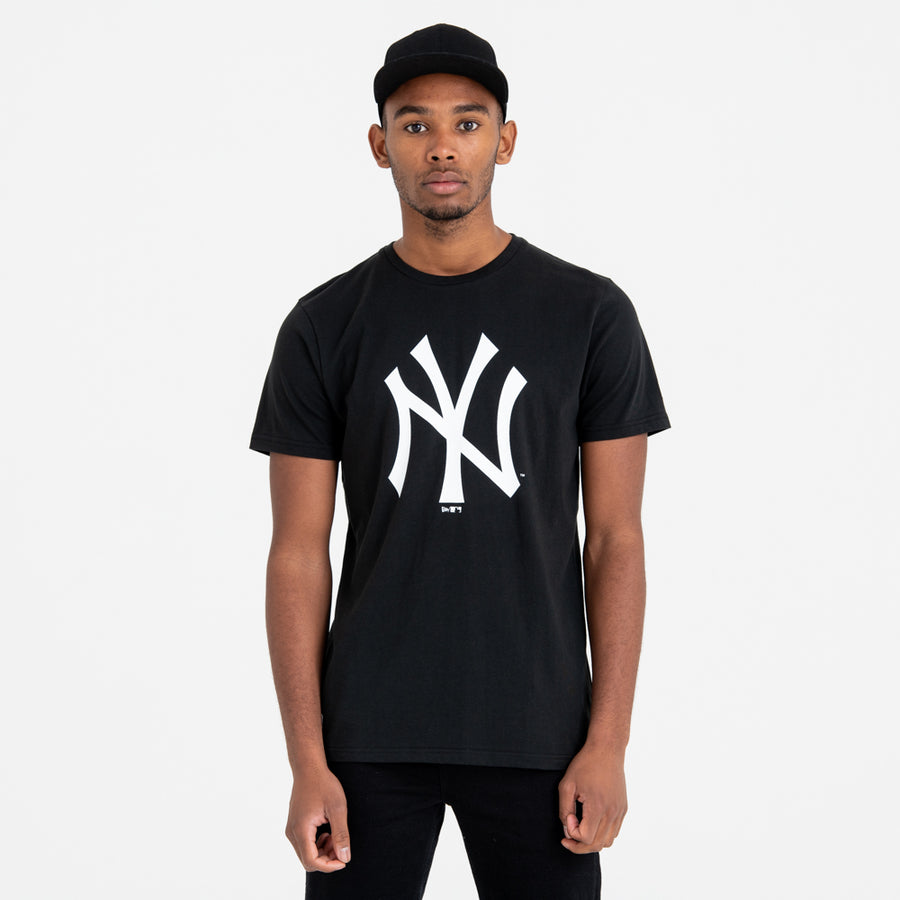 New York Yankees MLB Black/White Tee
