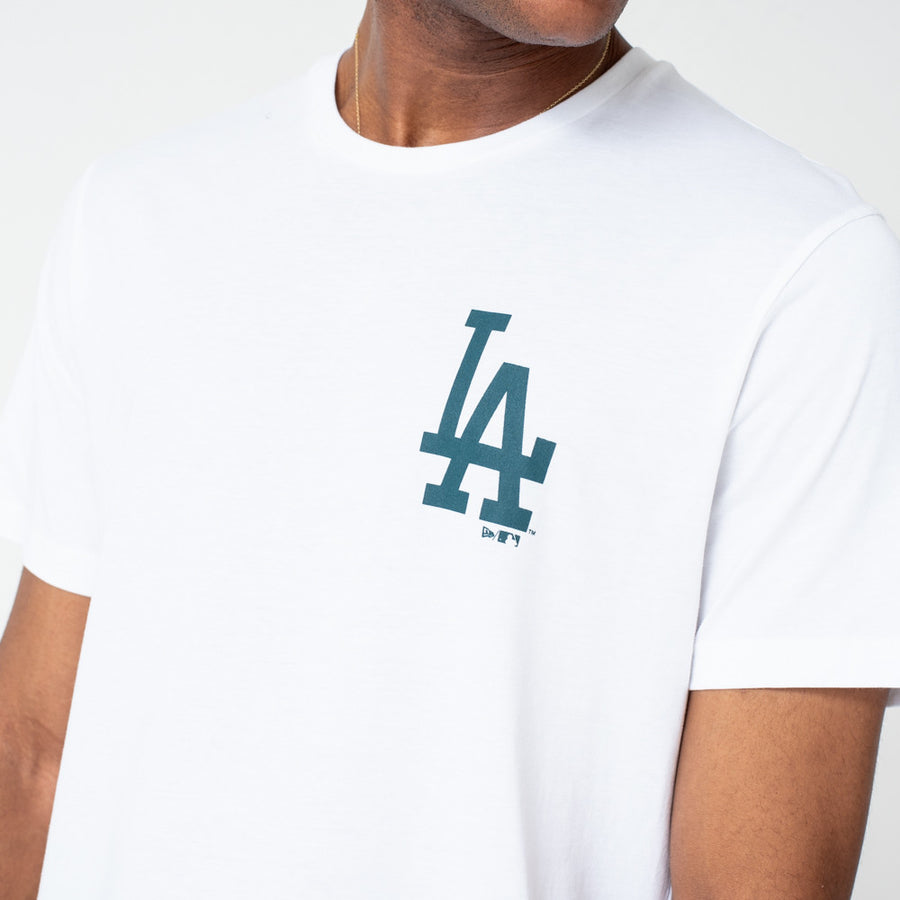 Los Angelese Dodgers MLB Far East White Tee