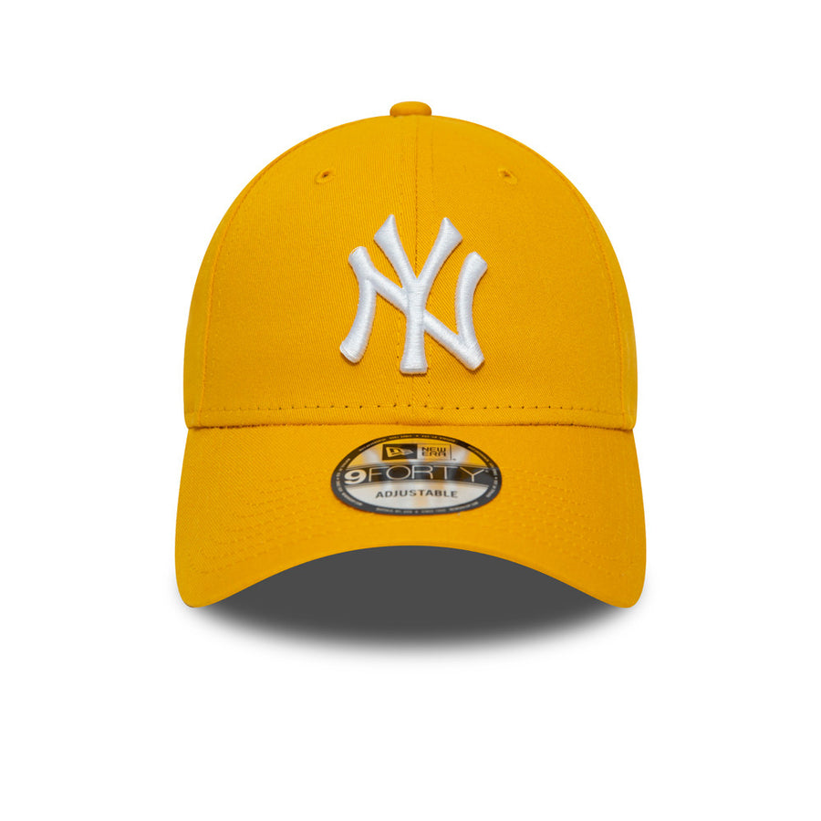 New York Yankees 9Forty Essential Yellow/White Cap