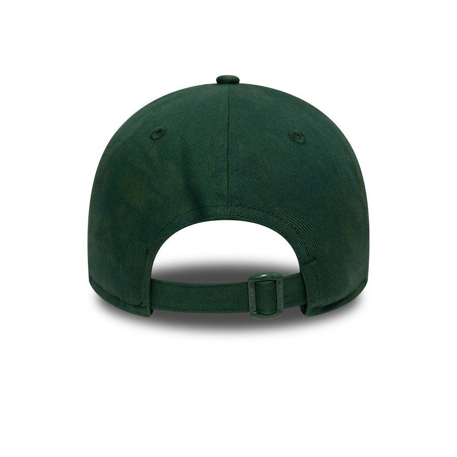 Milwaukee Bucks 9Twenty Team Tie Dye Green Cap