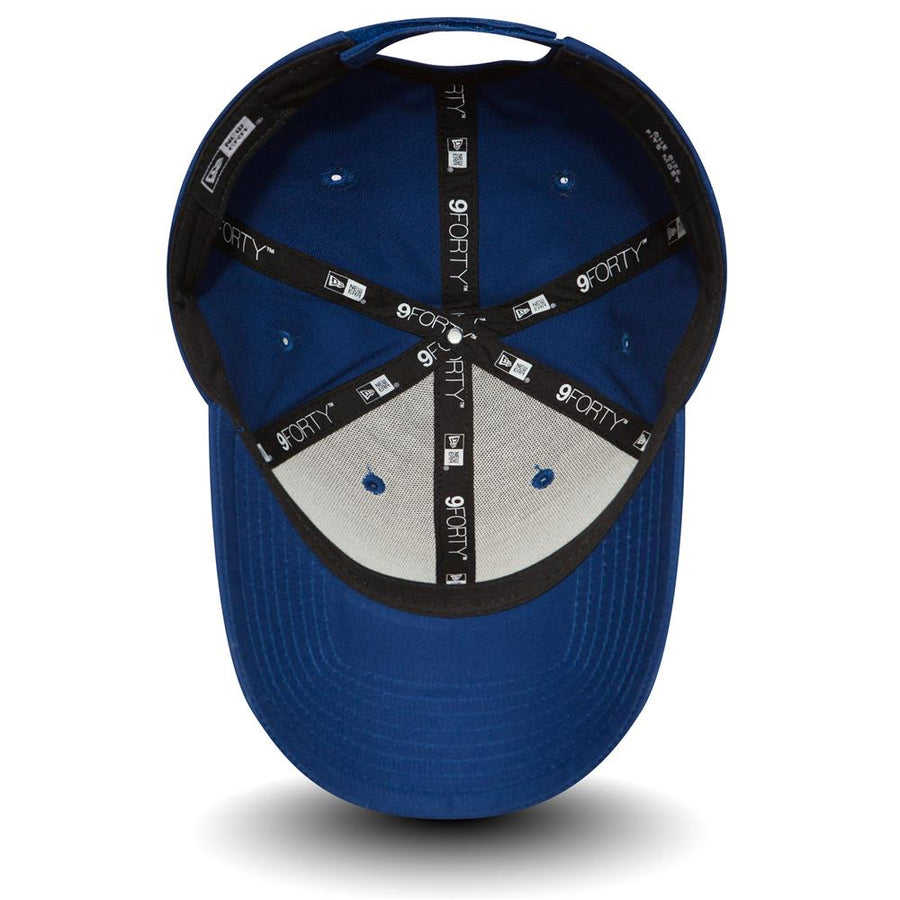 New Era 9Forty Flag Collection Royal/White Cap