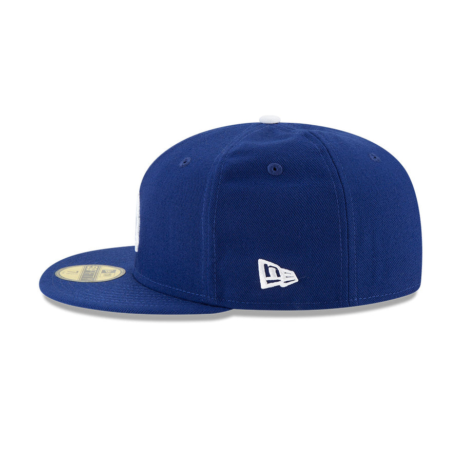Los Angeles Dodgers 59Fifty Ac Perf Royal/White Cap
