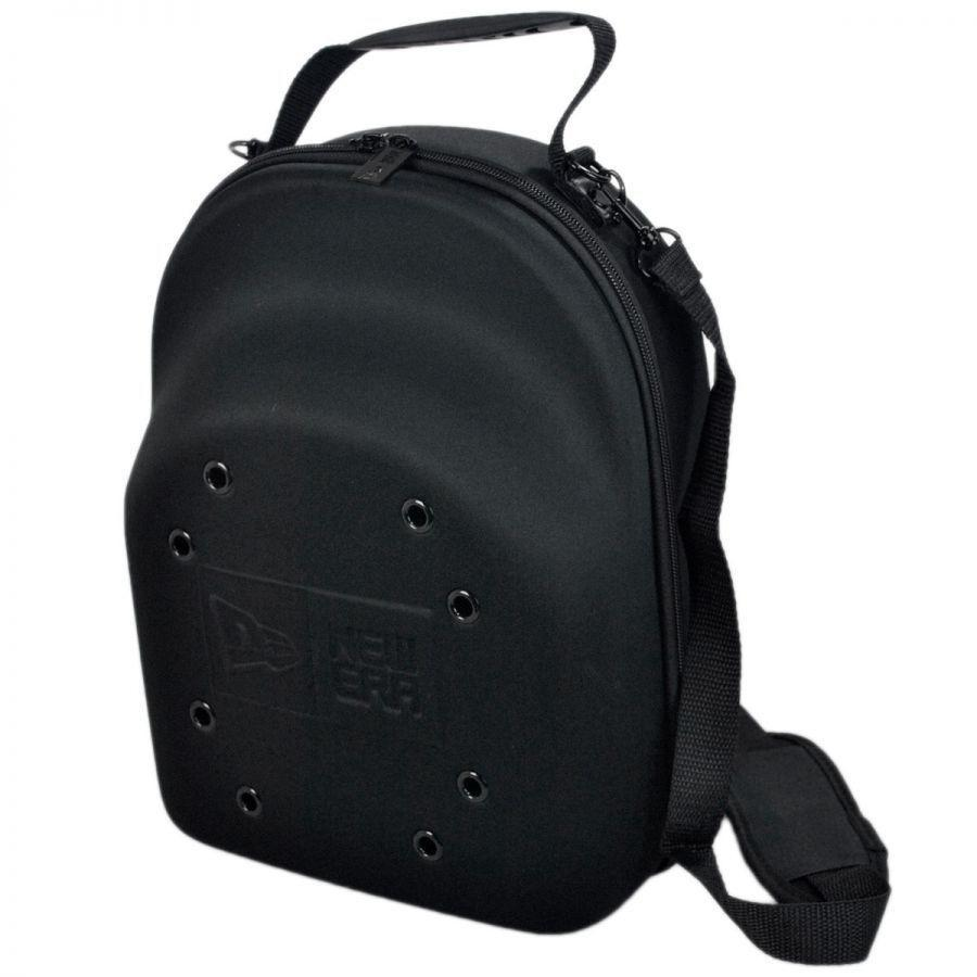 New Era 6Pc Black Cap Carrier