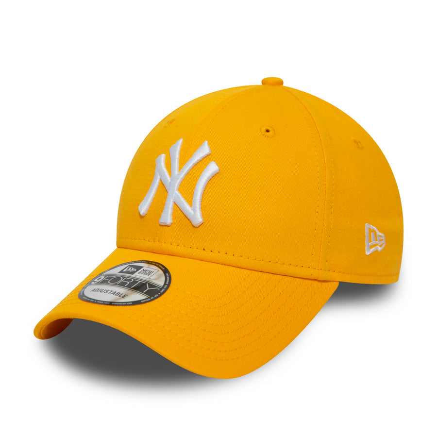 New York Yankees 9Forty League Essential Gold/White Cap