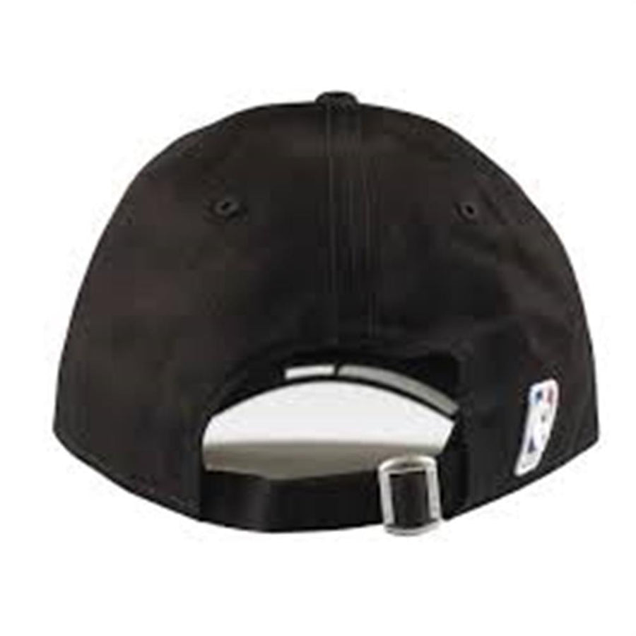 Chicago Bulls 9Forty NBA League Essential Black/Red Cap