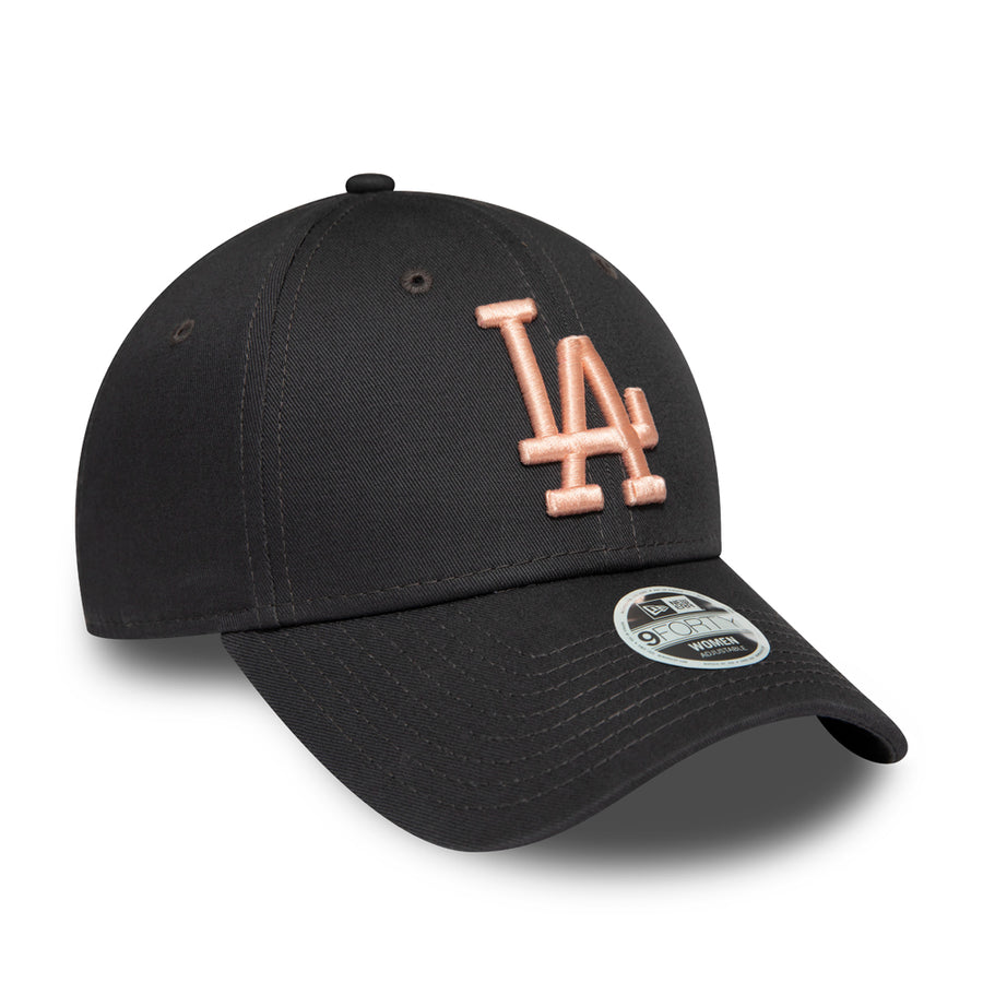 Los Angeles Dodgers 9Forty Womens League Essential Graphite Cap