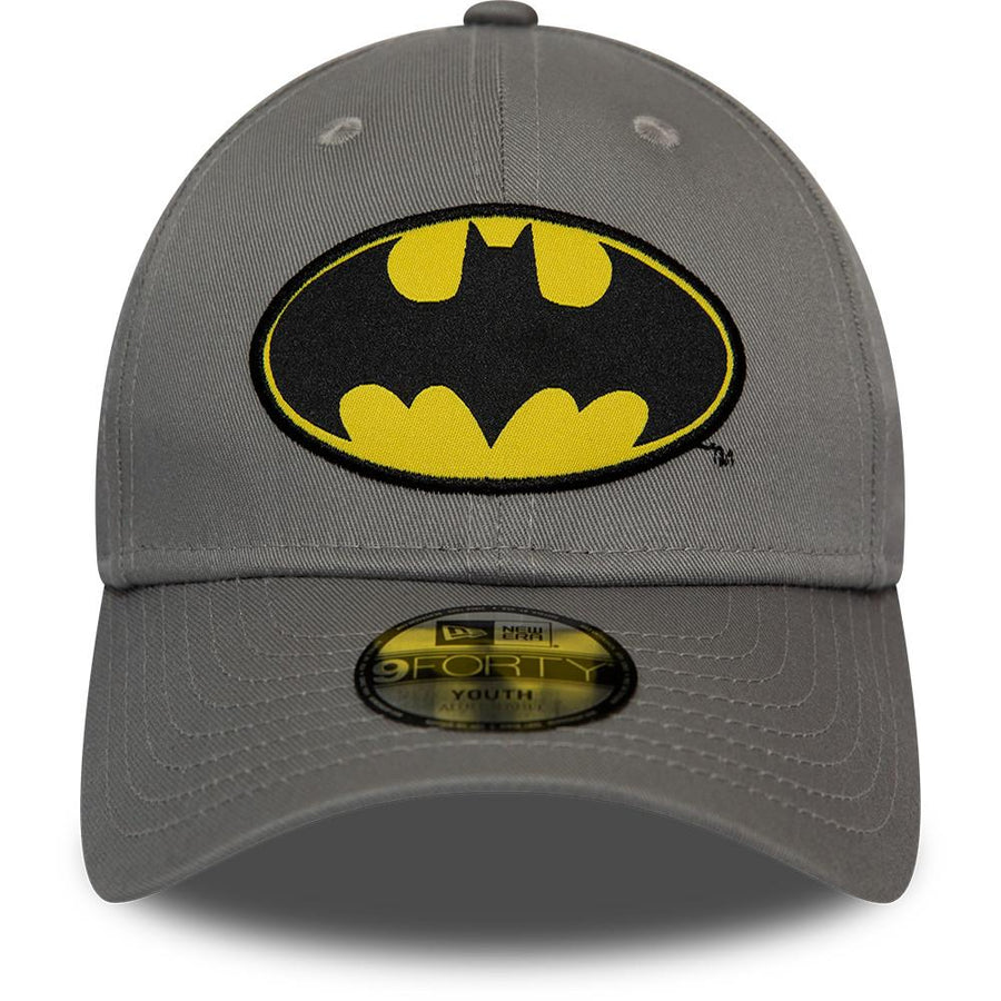 Batman 9Forty Kids Character Grey/Yellow Cap