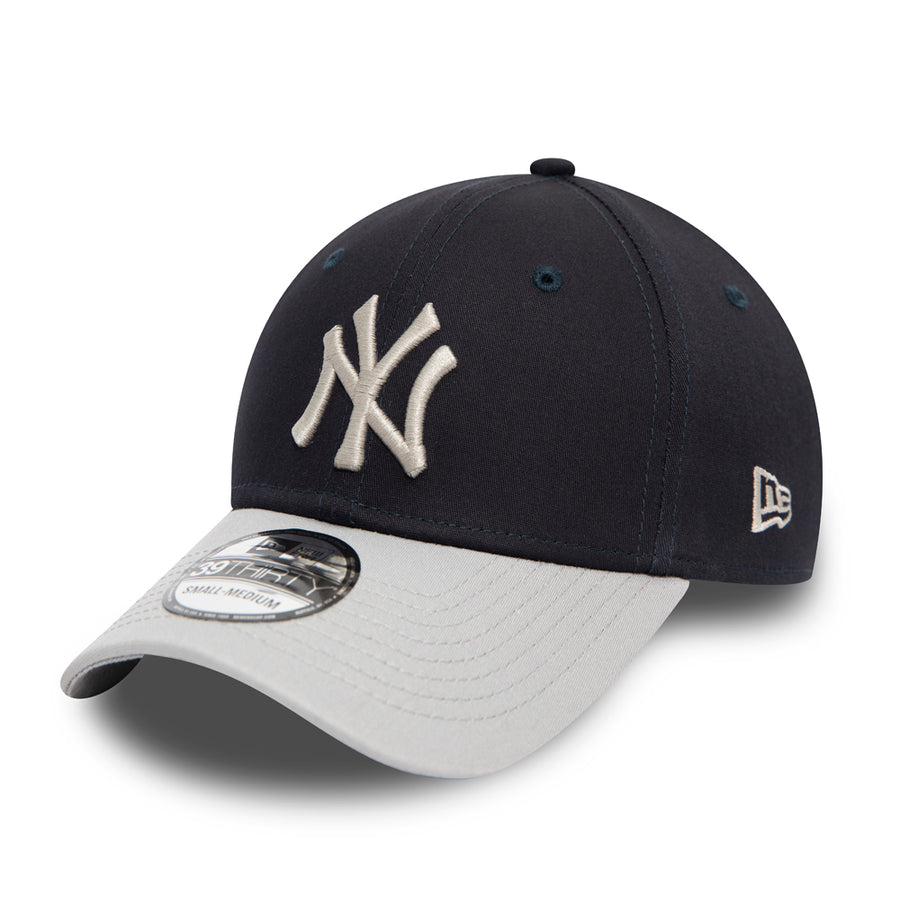 New York Yankees 39Thirty League Essential Navy/Grey Cap